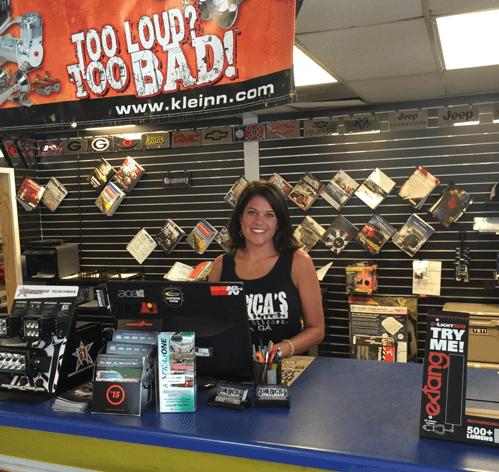 Mandy Lathem- America's Truck & Hitch - Canton, GA