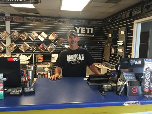 Rick Foster - America's Truck & Hitch