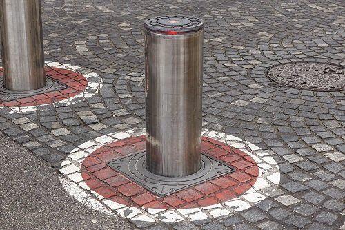 barriere anti parcheggio