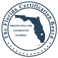 Great Escape is Certified by the State of Florida Certification Board as an Approved Education Provider