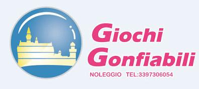 GIOCHI GONFIABILI NOLEGGIO-LOGO