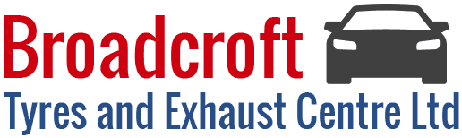 Broadcroft Tyres and Exhaust Centre Ltd logo