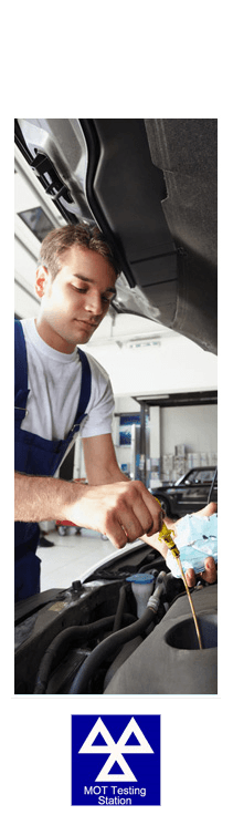 Car MOT - Warwick, Warwickshire - Spa Motors Ltd  - Car repairs