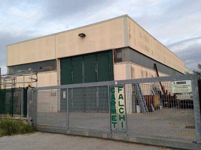 Sede dell'azienda dall'esterno