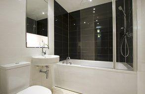 Bathroom designing