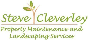 Steve Cleverley maintenance and landscaping services logo