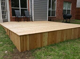 Fence Contractor Irving Tx Down Home Fence Amp Deck