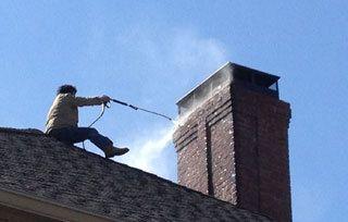 Chimney Sweep Huntersville, NC