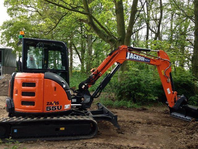 360 Excavator 5 ton