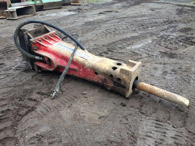 Rammer 14 ton Hydraulic Breaker