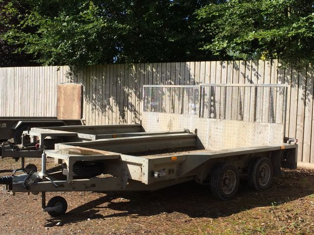 Plant Trailers for Hire