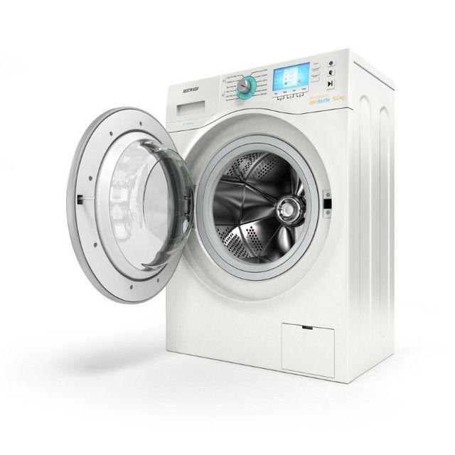 lavatrice bianca