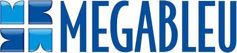 MEGABLEU logo