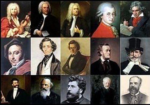 famosi musicisti classici