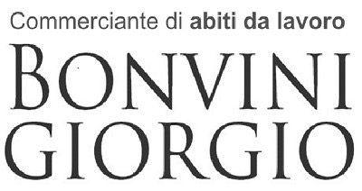 BONVINI GIORGIO ABITI DA LAVORO-Logo