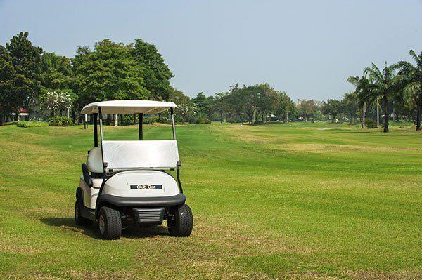 Golf Cart Repair Service Burlington, NC
