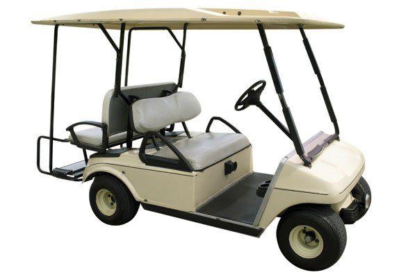 Customized Golf Carts Burlington, NC