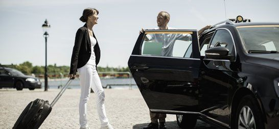 Chauffeur service by Total Travel Company