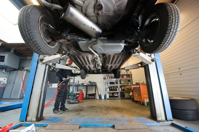 Exhaust Repair