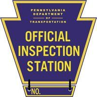 PennDOT Official Inspection Station