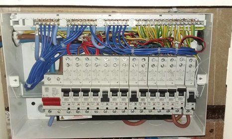 Surprising Domestic Electrical Services By Lightning Electrical Sussex Ltd Wiring Database Plangelartorg