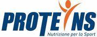 PROTEINS NUTRIZIONE PER LO SPORT-logo