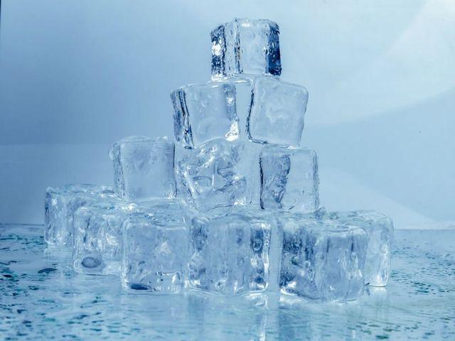 Piramide di ghiaccio
