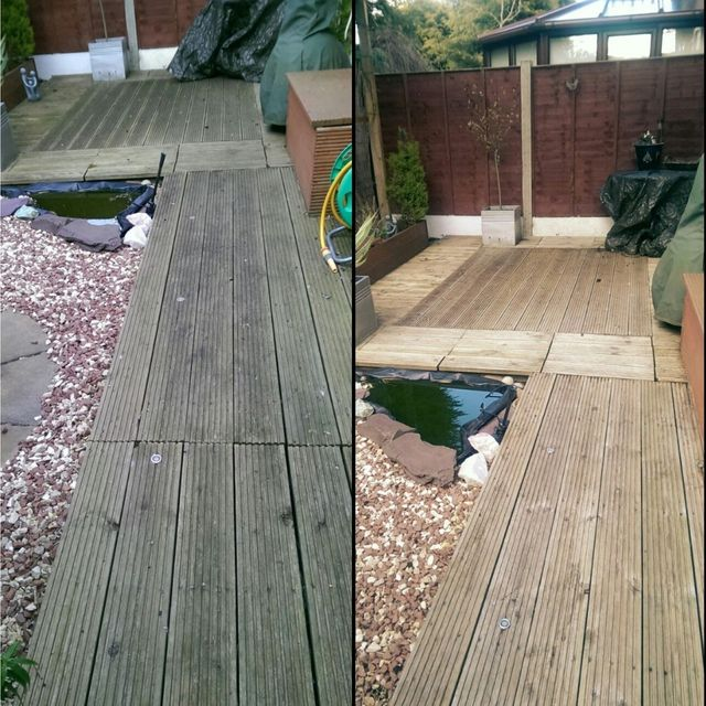The Equipment We Use Has No Chemicals And Is An Environmentally Friendly  And Safe Way To Clean Your Patio Surfaces.
