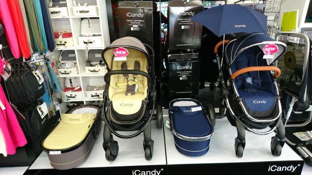 children strollers