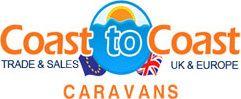 Coast to Coast Caravans logo