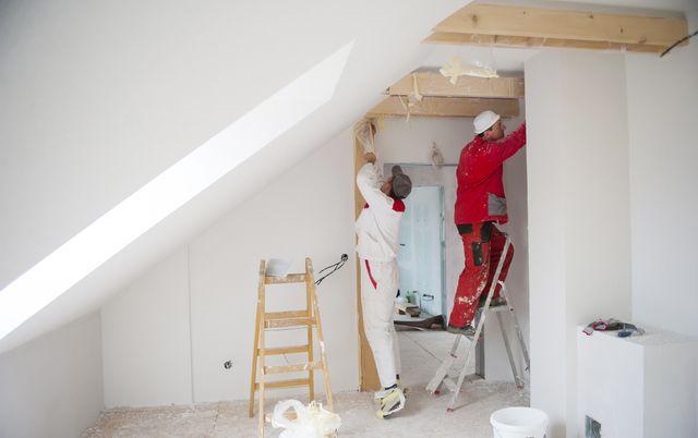 Remodeling interior