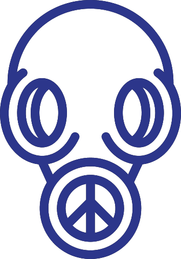 icona maschera di sicurezza