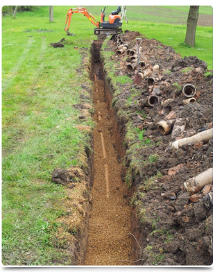 Blocked drain clearance
