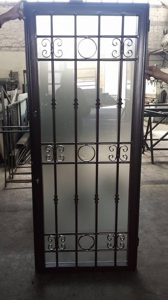 Porta ferro vetro ip23 pineglen - Porte finestre in ferro ...