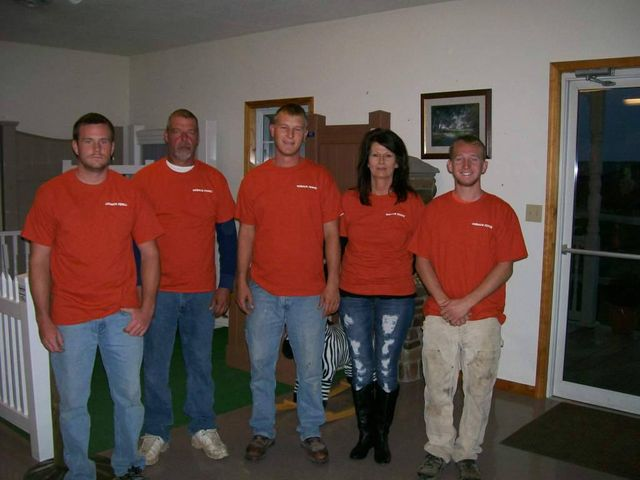 Hoback Fence Builders Employees