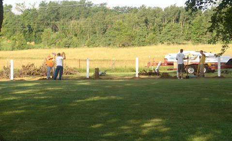 Hoback Fence services all of mid-missouri