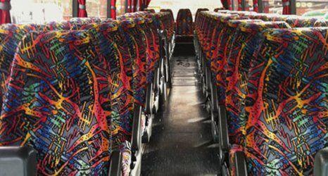 seats of a coach