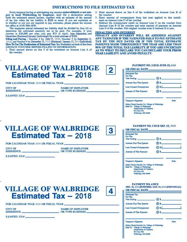 Ohio Mobile Home Tax Calculator