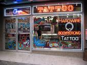 tattoo parlors Wilmington, NC
