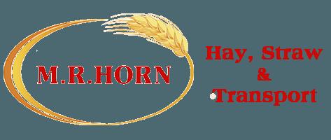 M.R. HORN logo