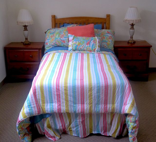 Goodman Place bedroom