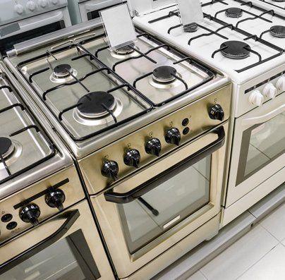 4 burner stoves