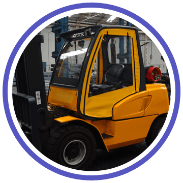 forklift covers in the uk by suppliers in bradford