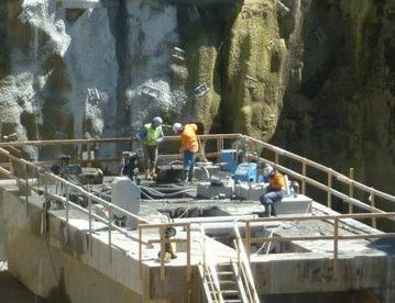 Concrete drilling and cutting in the North Island