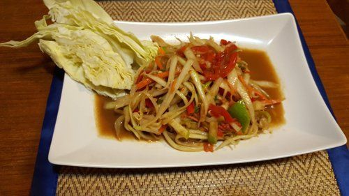 Patai alla cucina thailandese a Verona
