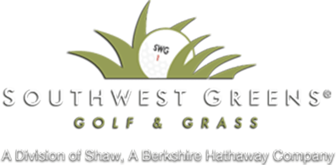 Southwest Greens Golf & Grass logo