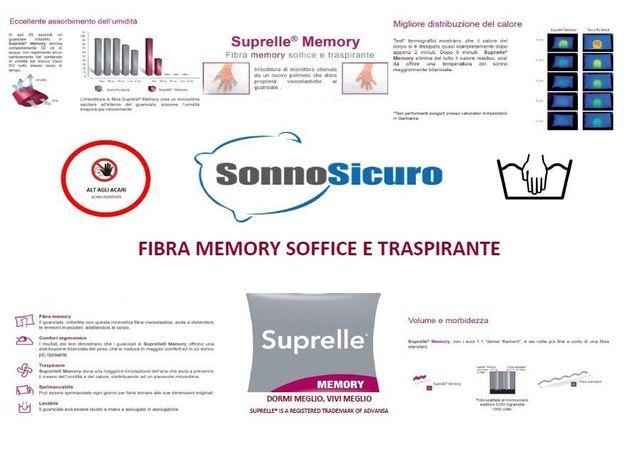 GUANCIALE SUPRELLE MEMORY