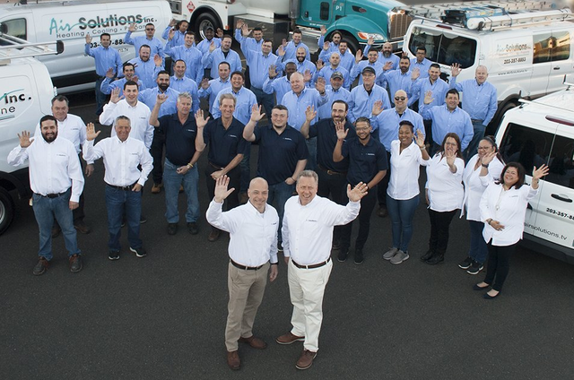 Air Conditioning Stamford, CT | Air Solutions