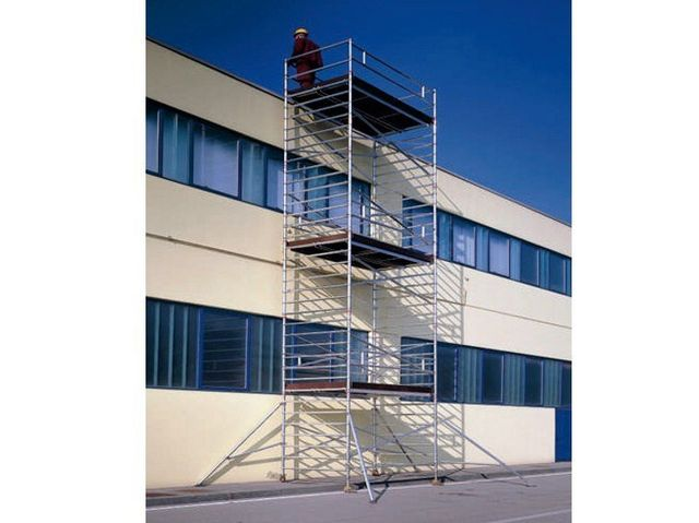 scale e trabatelli professionali, abrasivi