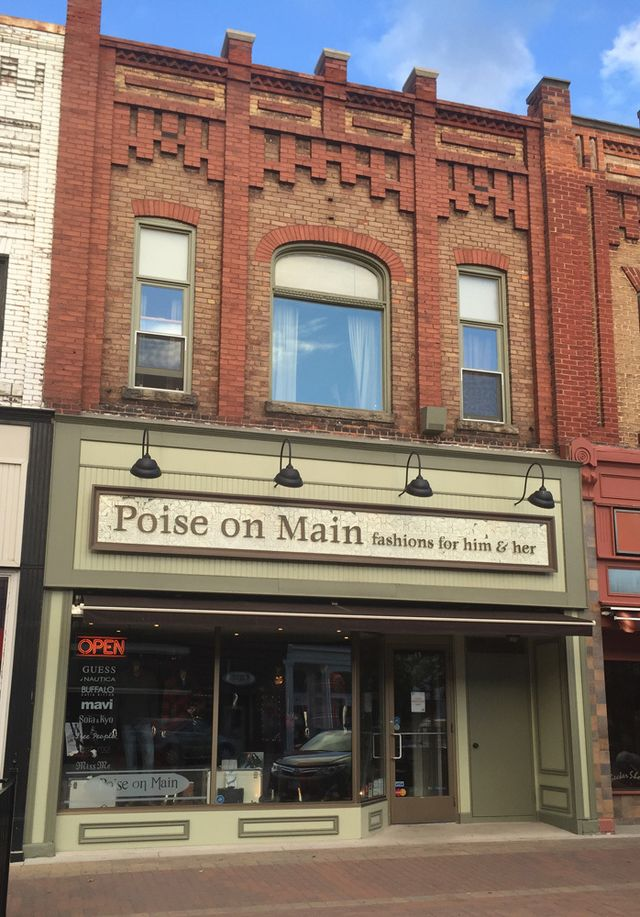 Poise on Main | Collingwood, ON